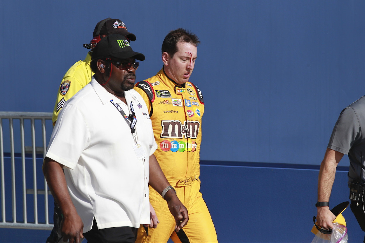 Kyle Busch Appears on Podcast and Admits: 'I'm an Ass****' and Joey Logano Is 'Two-Faced'