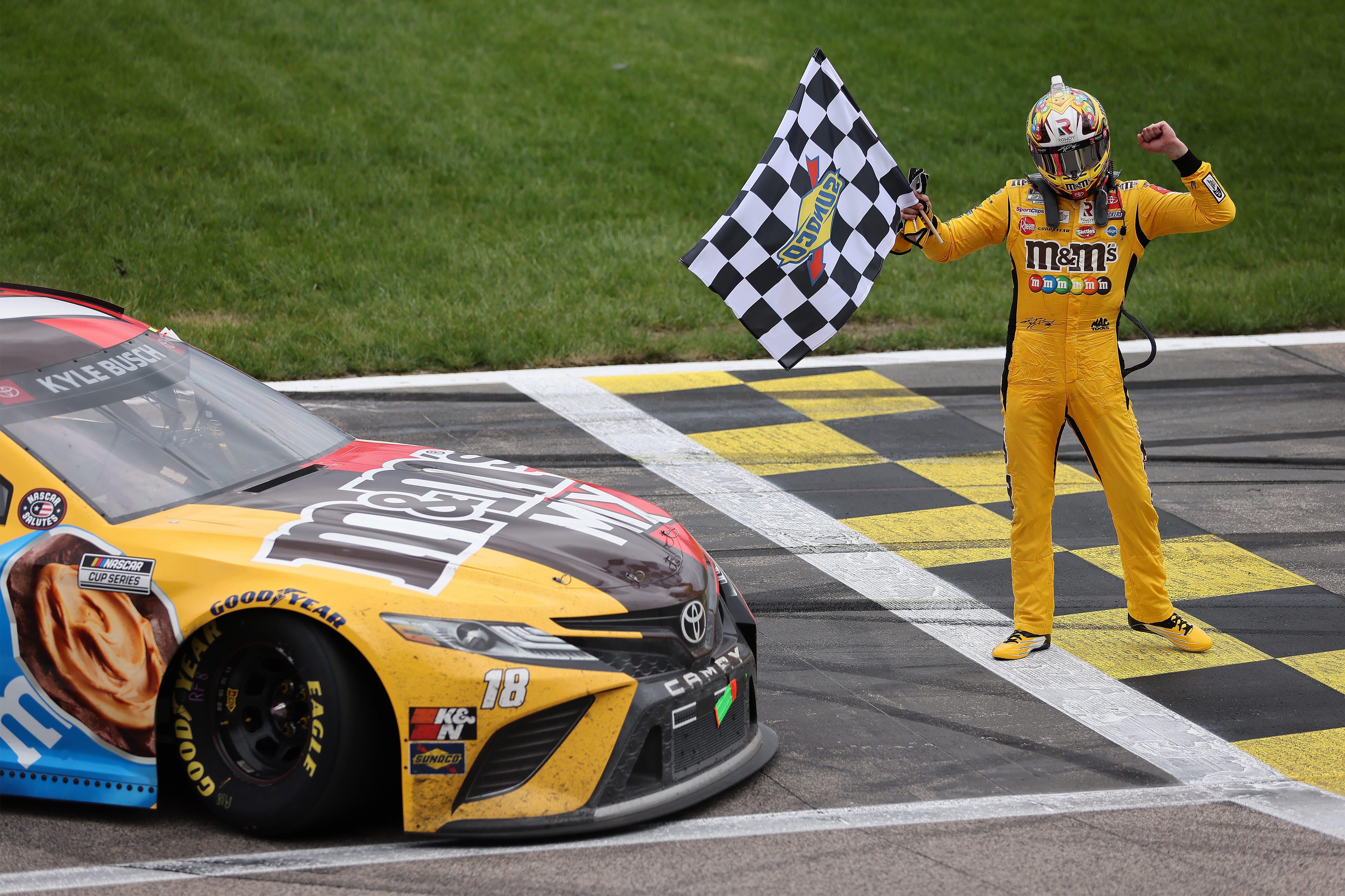 Kyle Busch's NASCAR Victories Are Incredibly Bittersweet These Days