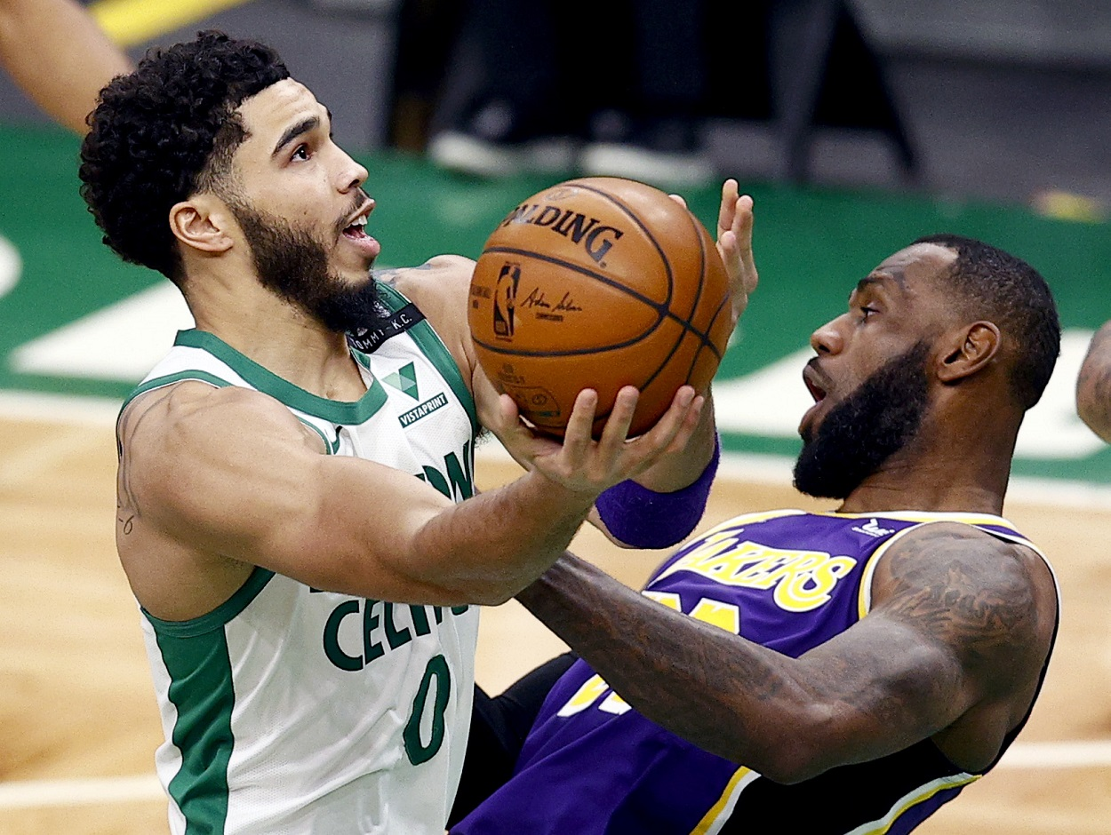 The Lakers and Celtics Are Used to Making History but Both Are on the Verge of Making the Wrong Kind as the NBA Season Comes to a Close