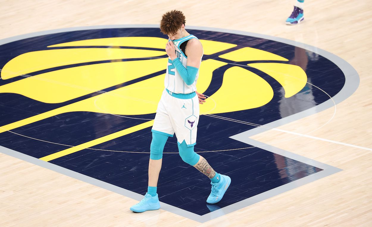 LaMelo Ball Finds Out the NBA is Hard