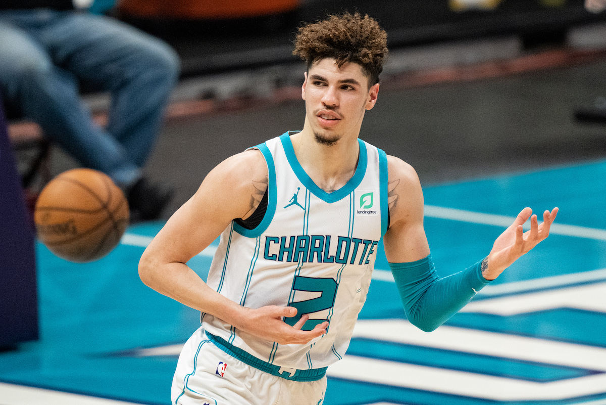 LaMelo Ball Returns From Injury; Regains Top Spot in Rookie of the Year Betting Odds
