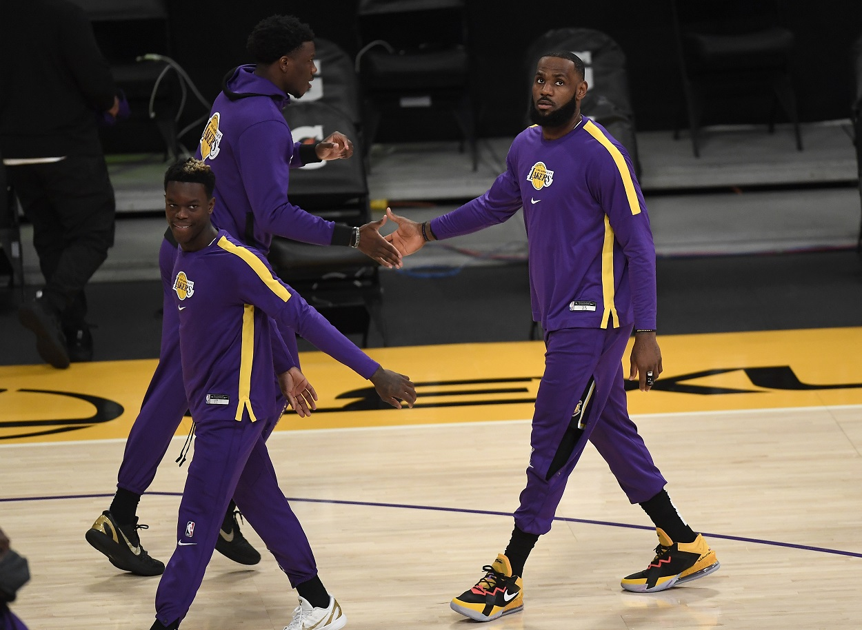 Lakers Suffer Another Crushing Blow to Their Playoff Push