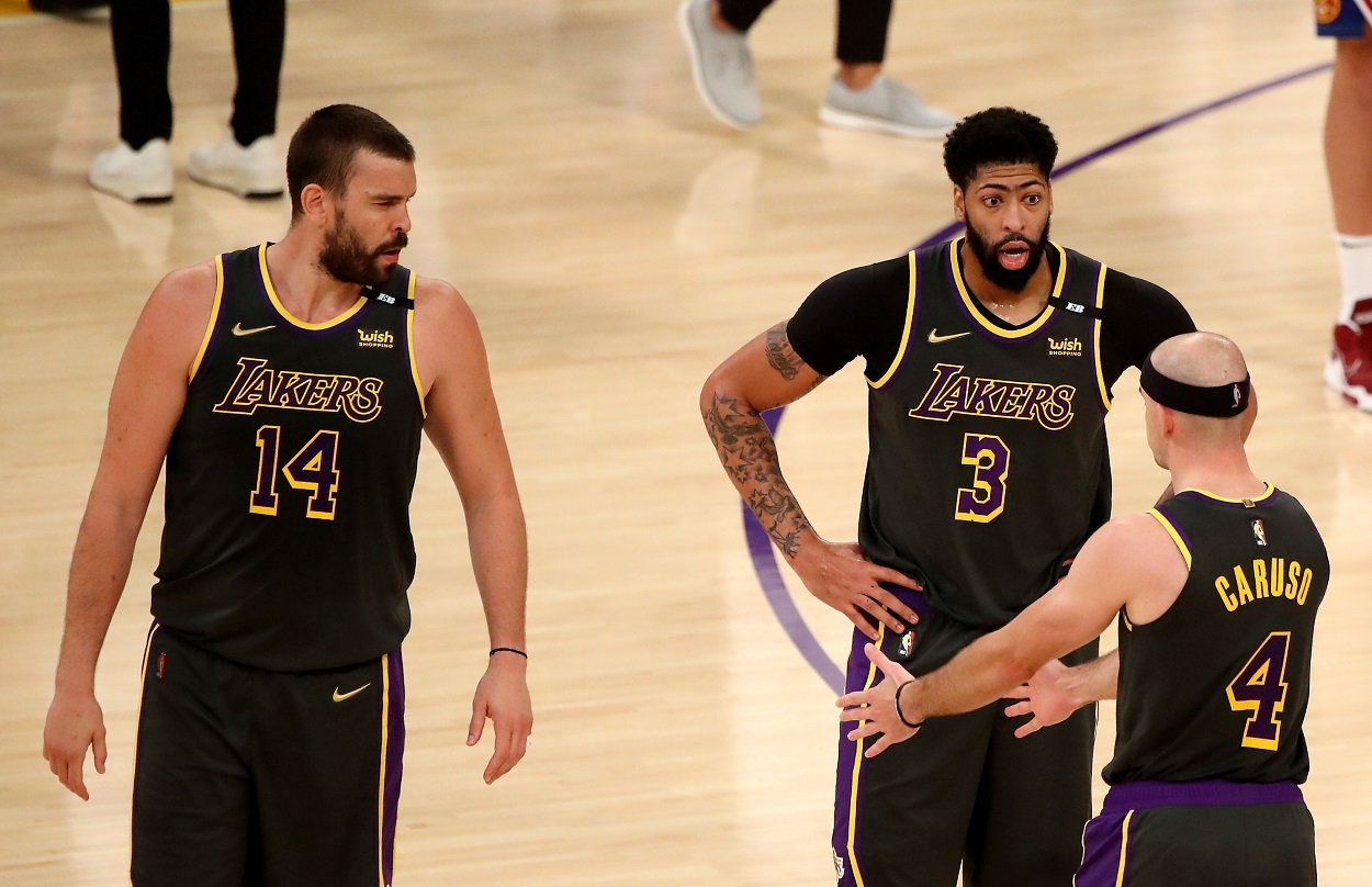 The Lakers Just Received a Much-Needed Wake-Up Call That Could Save Their Season