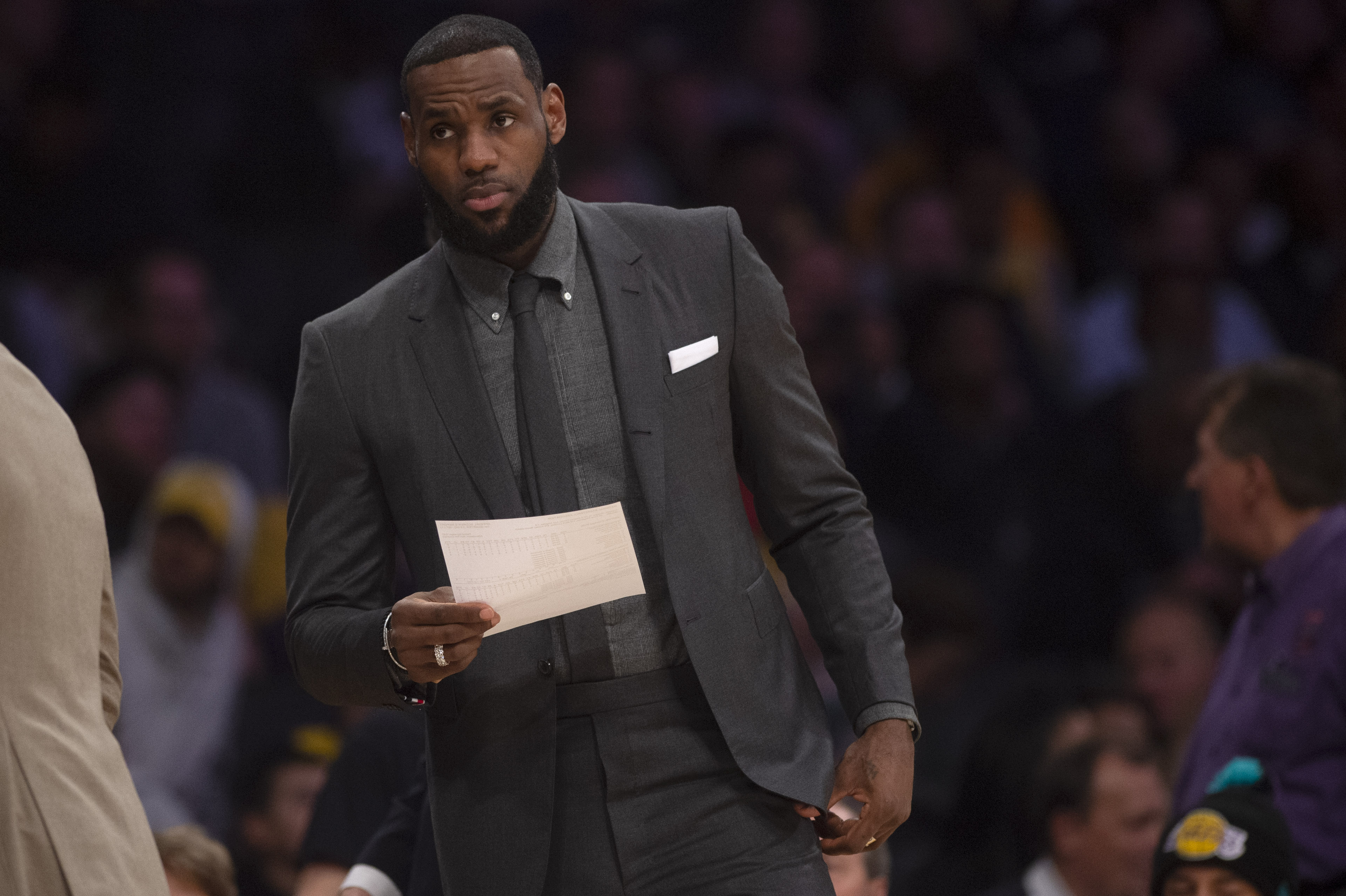 Suspended TikTok Cop Inks Book Deal to 'Help Educate People Like LeBron James'