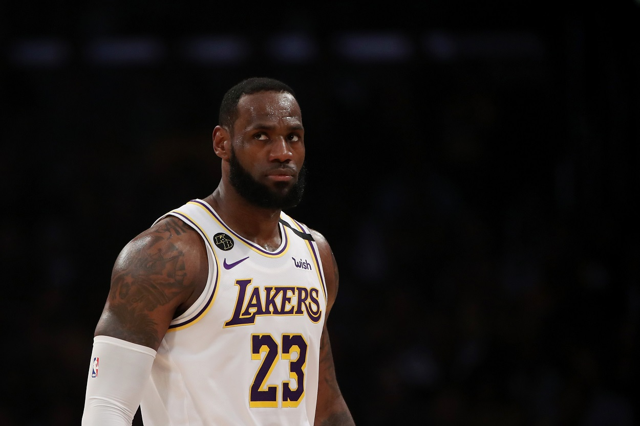 A Concerning Detail About LeBron James Could Derail the Lakers' Title Defense