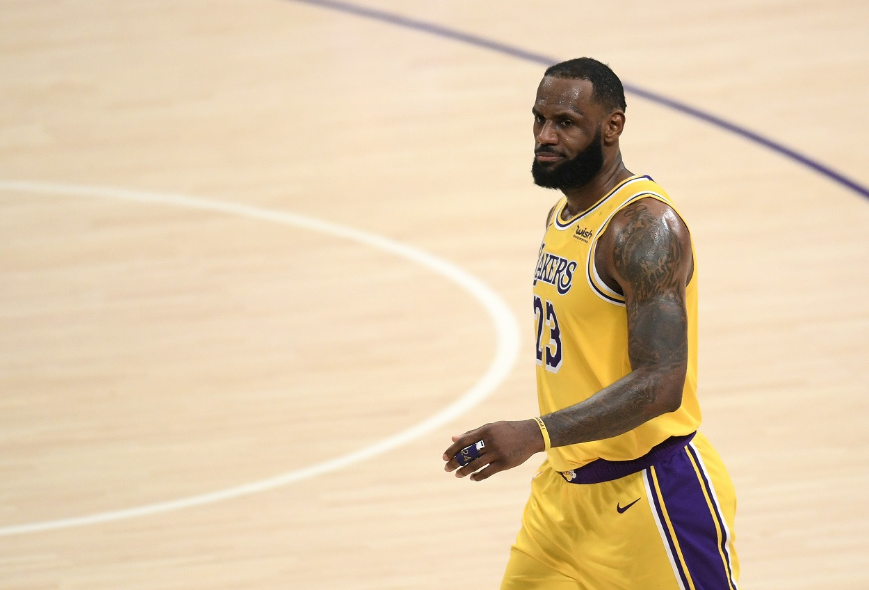 LeBron James Suffers a Discouraging Setback That Should Concern Lakers Fans