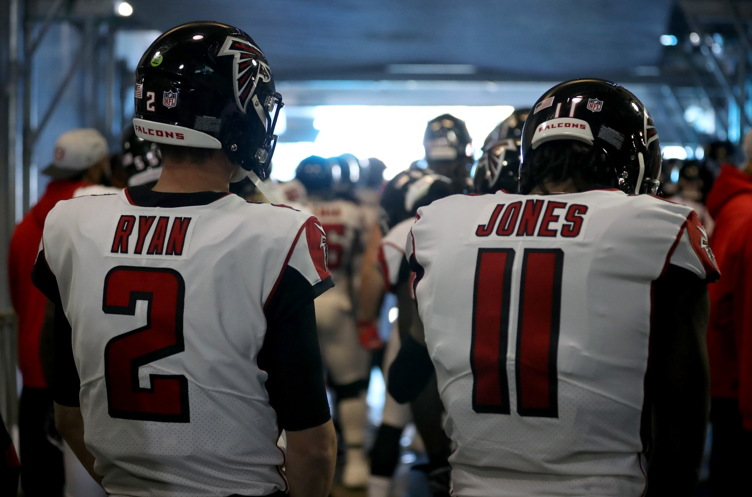 A $68 Million Roadblock May Force the Falcons to Change Their Stance on Julio Jones