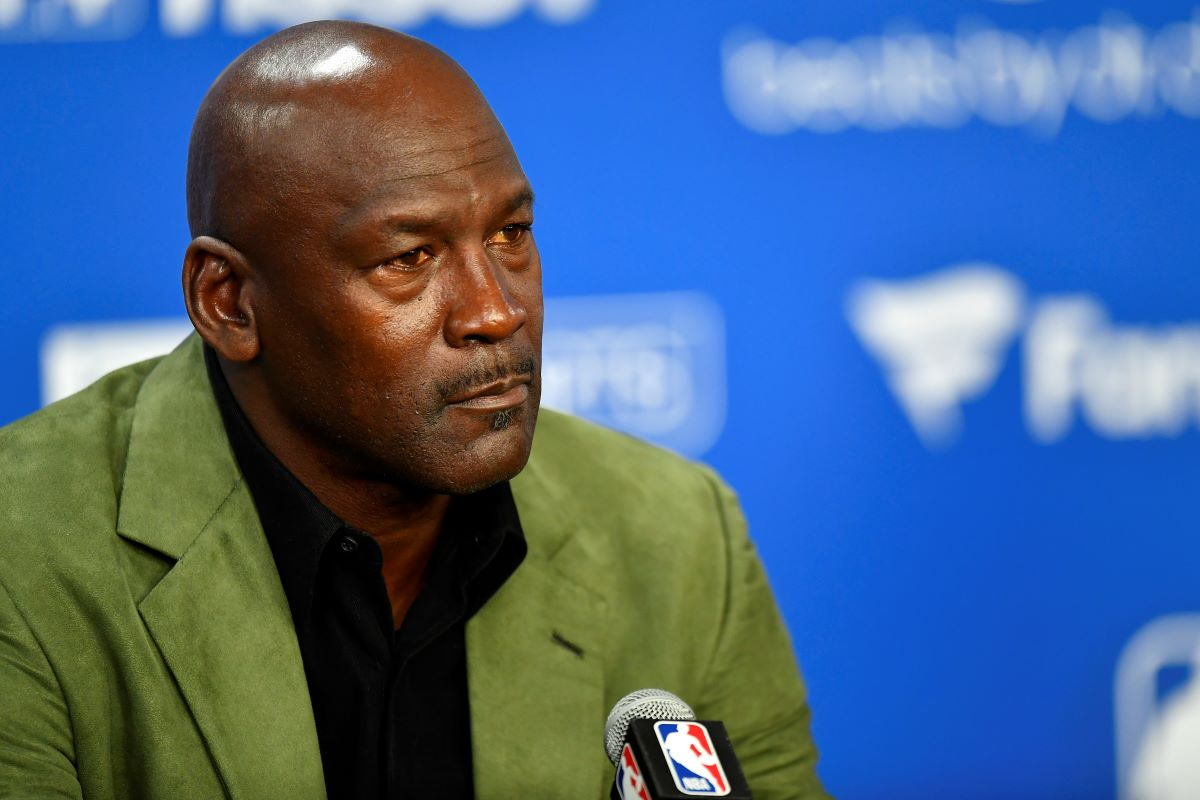 Michael Jordan Faced Racism at Pool Parties Growing Up in North Carolina