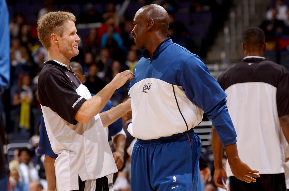 Michael Jordan Unintentionally Helped Steve Kerr Change His Life: 'It All Added Up to Kind of Giving Me a Boost to Another Level in My Own Life'