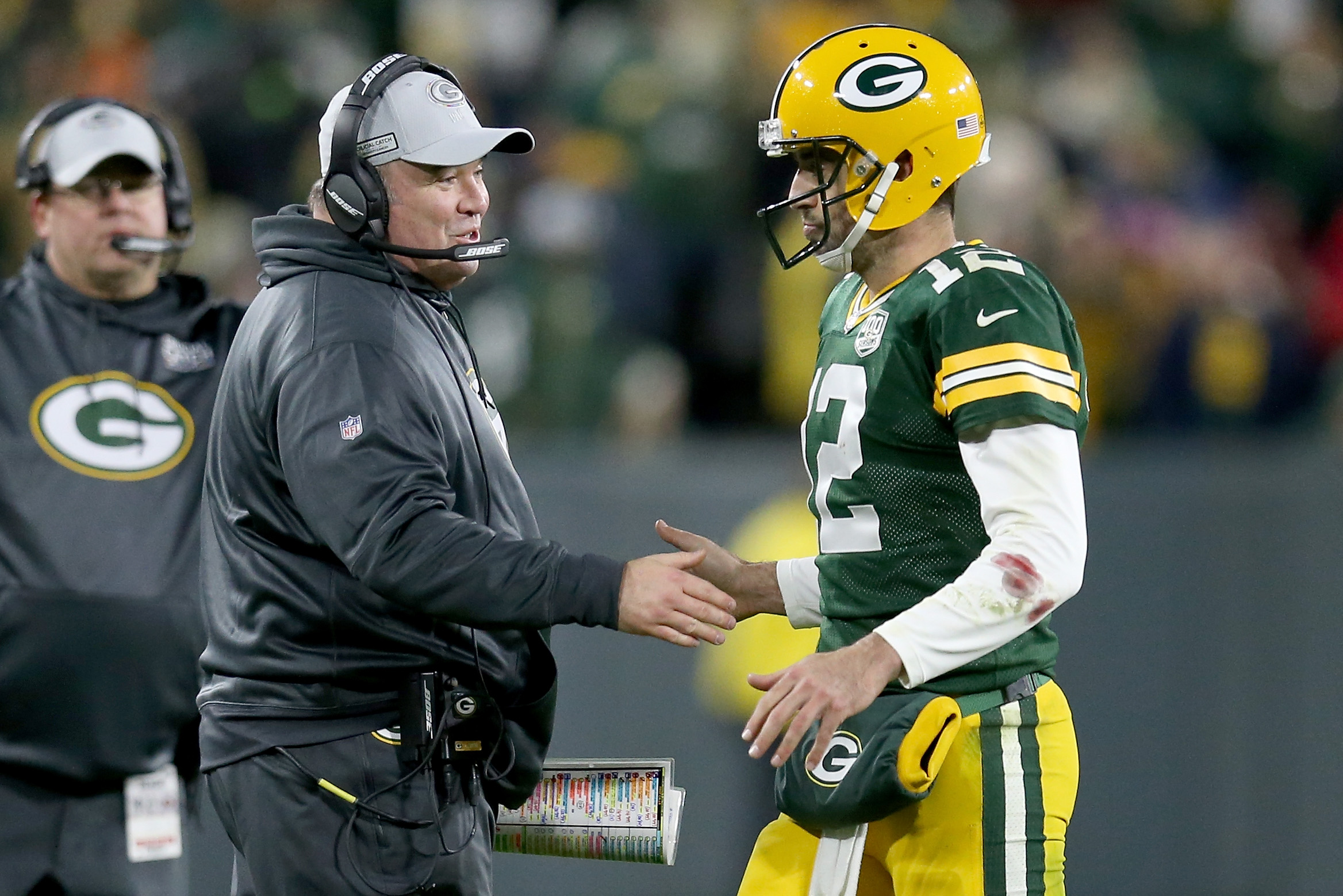 Mike McCarthy Takes Page From Jerry Jones and Labels Packers Drama 'Good News'