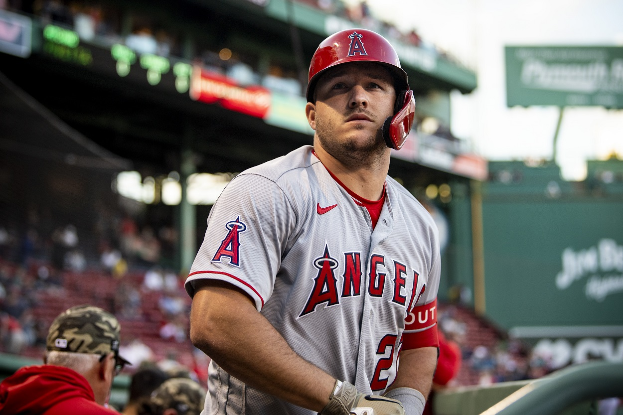 Mike Trout's Injury Delivers Crushing Blow to Angels' Playoff Hopes