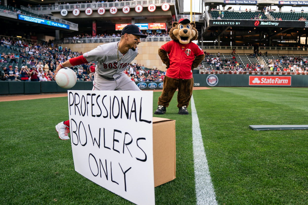 Mookie Betts Admits He Almost Quit Baseball for Basketball or Bowling: 'Why Waste My Time Doing This?'