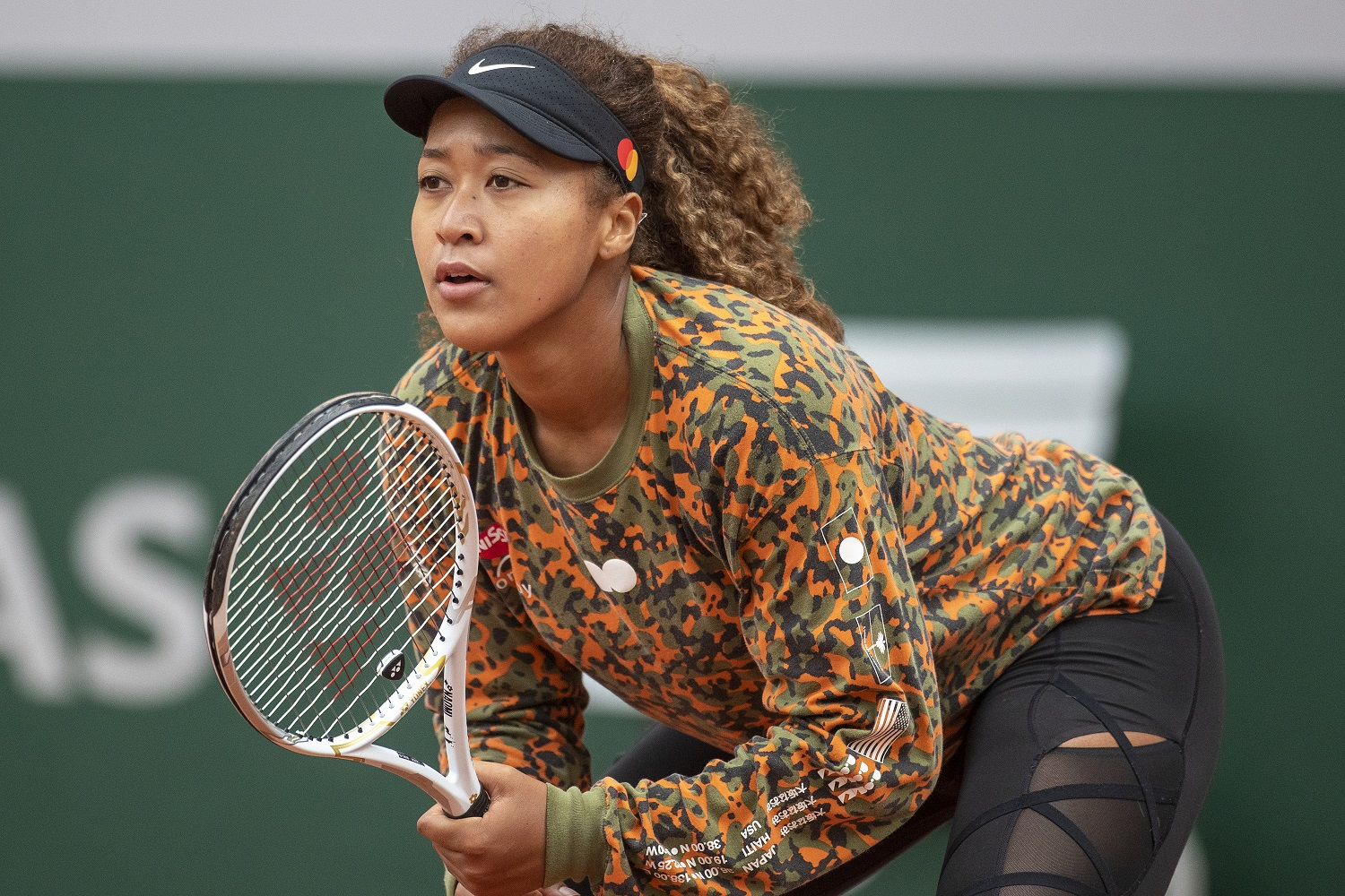 Naomi Osaka is only 23 years old but has already won the U.S. Open and the Australian Open twice apiece.   Tim Clayton/Corbis via Getty Images)