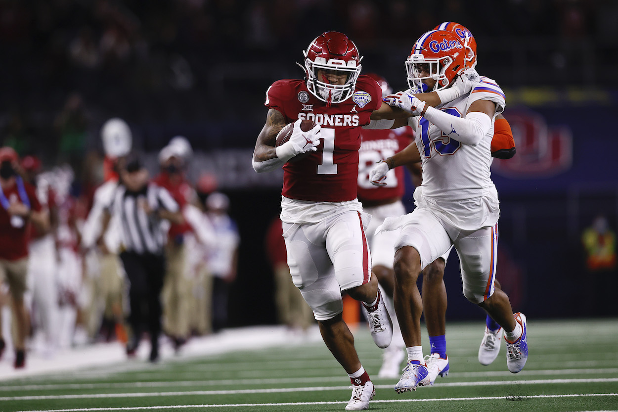 Top Oklahoma Sooners RB Enters Transfer Portal After Being Named Suspect in Armed Robbery