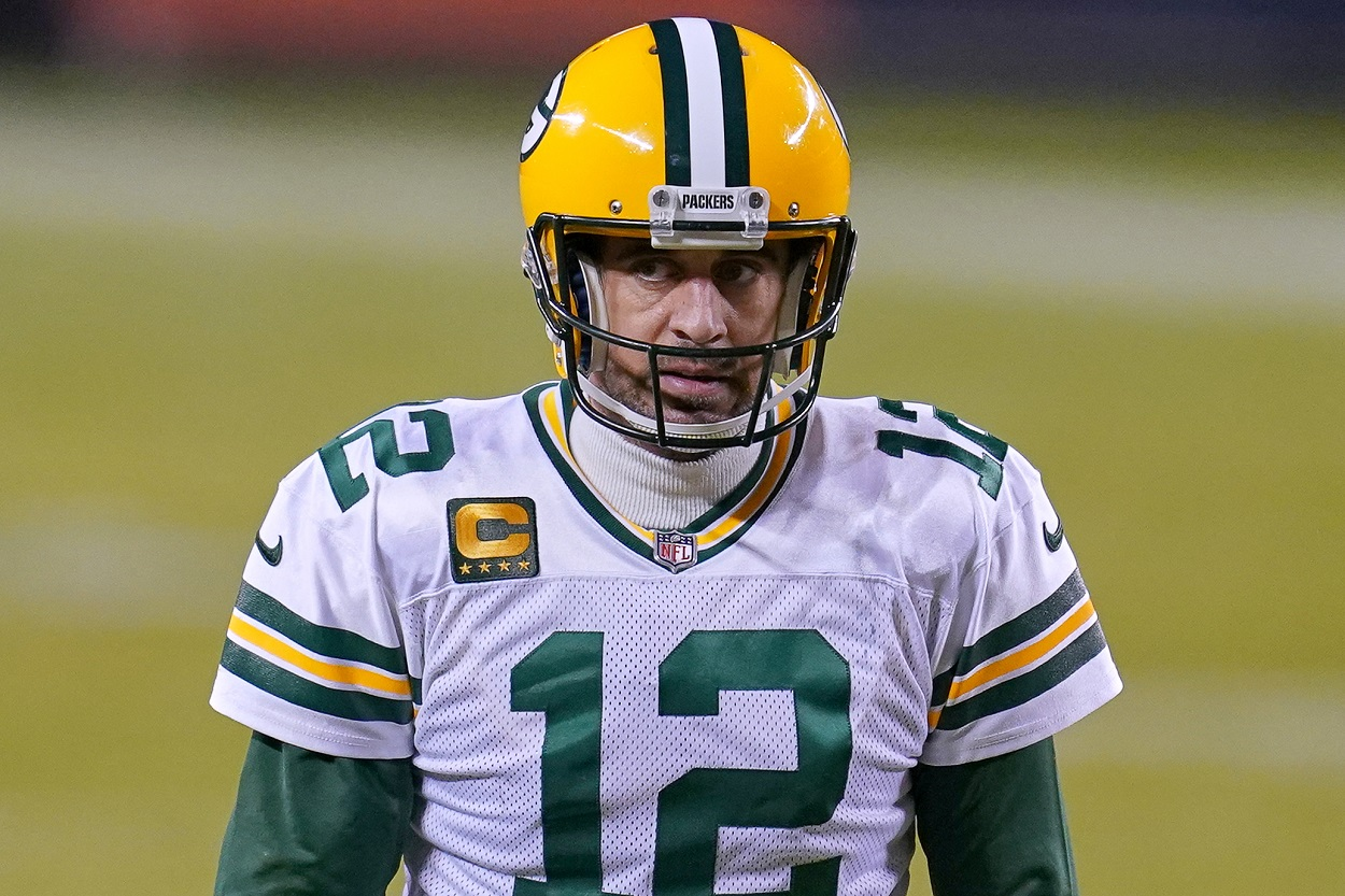 The Packers Can Blame Tom Brady for Aaron Rodgers' Frustration