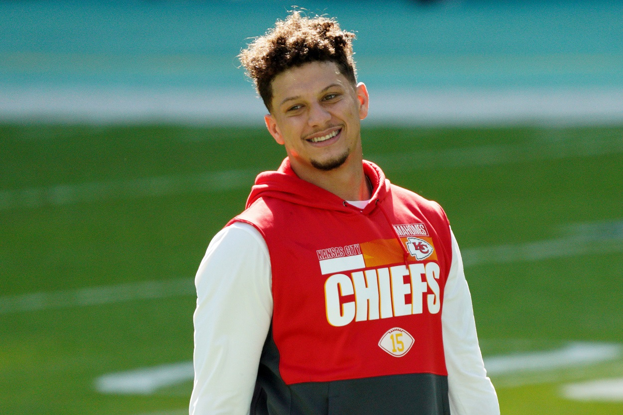 Patrick Mahomes' Burning Desire to Win Another Super Bowl Includes a Ridiculous NFL Record