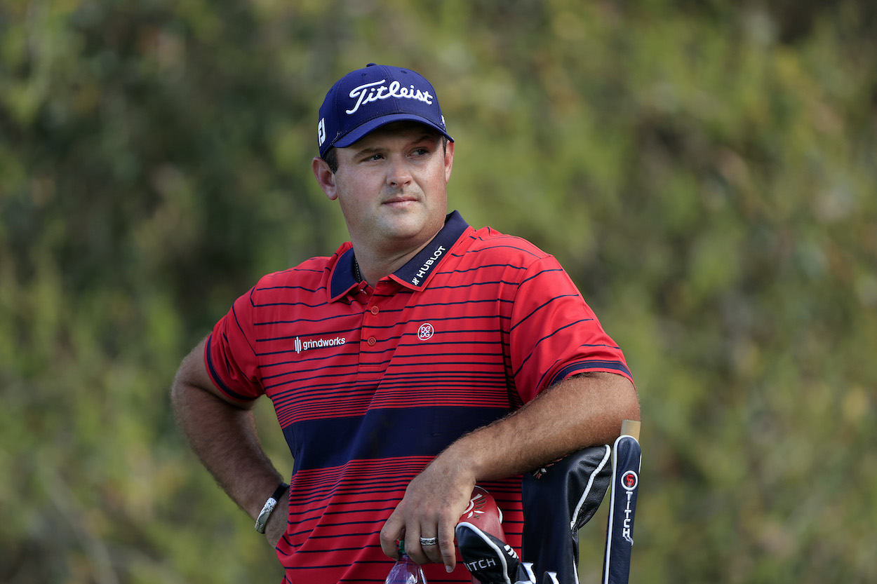 Patrick Reed Sends a Stern Message to Everyone Who Thinks He's a Cheater: 'That's so Far From the Truth'