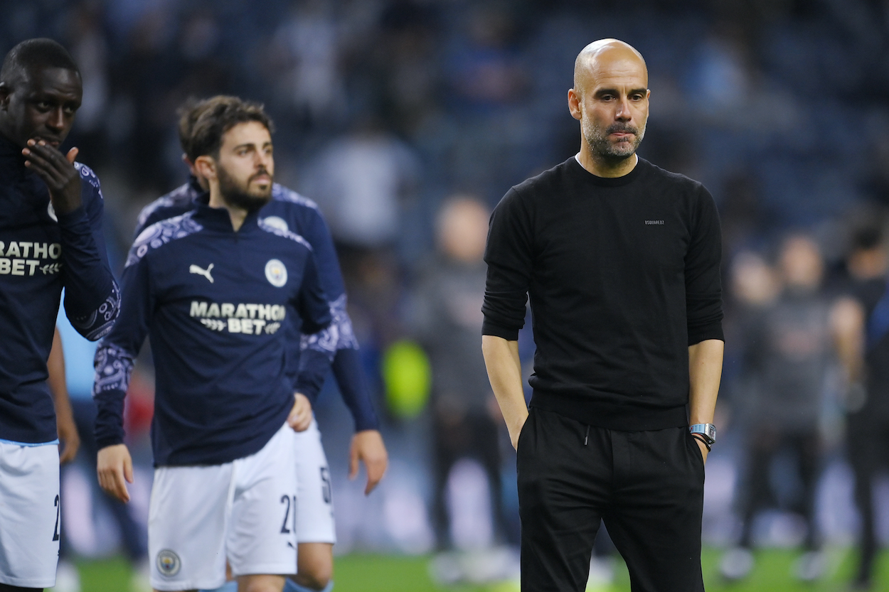 Pep Guardiola Loses Another Champions League Without Lionel Messi