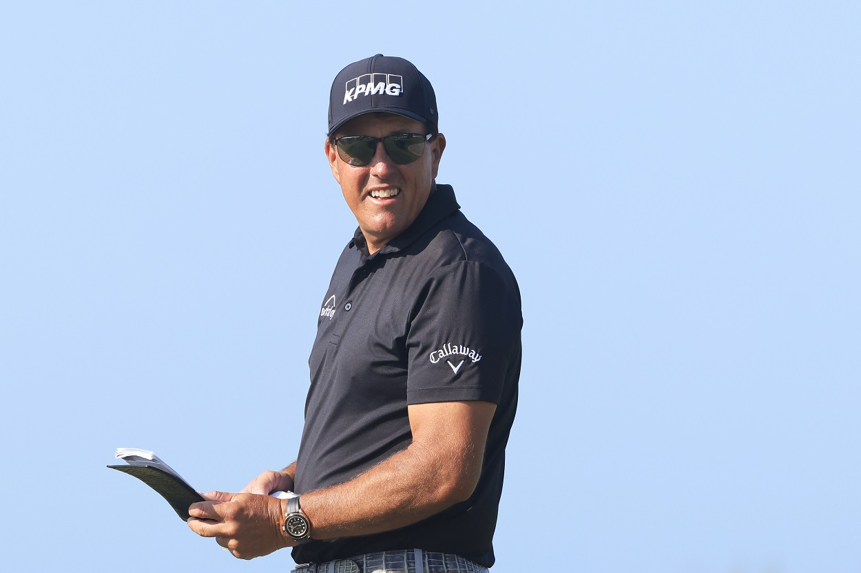 Phil Mickelson: Ranking Lefty's Major Championship Victories