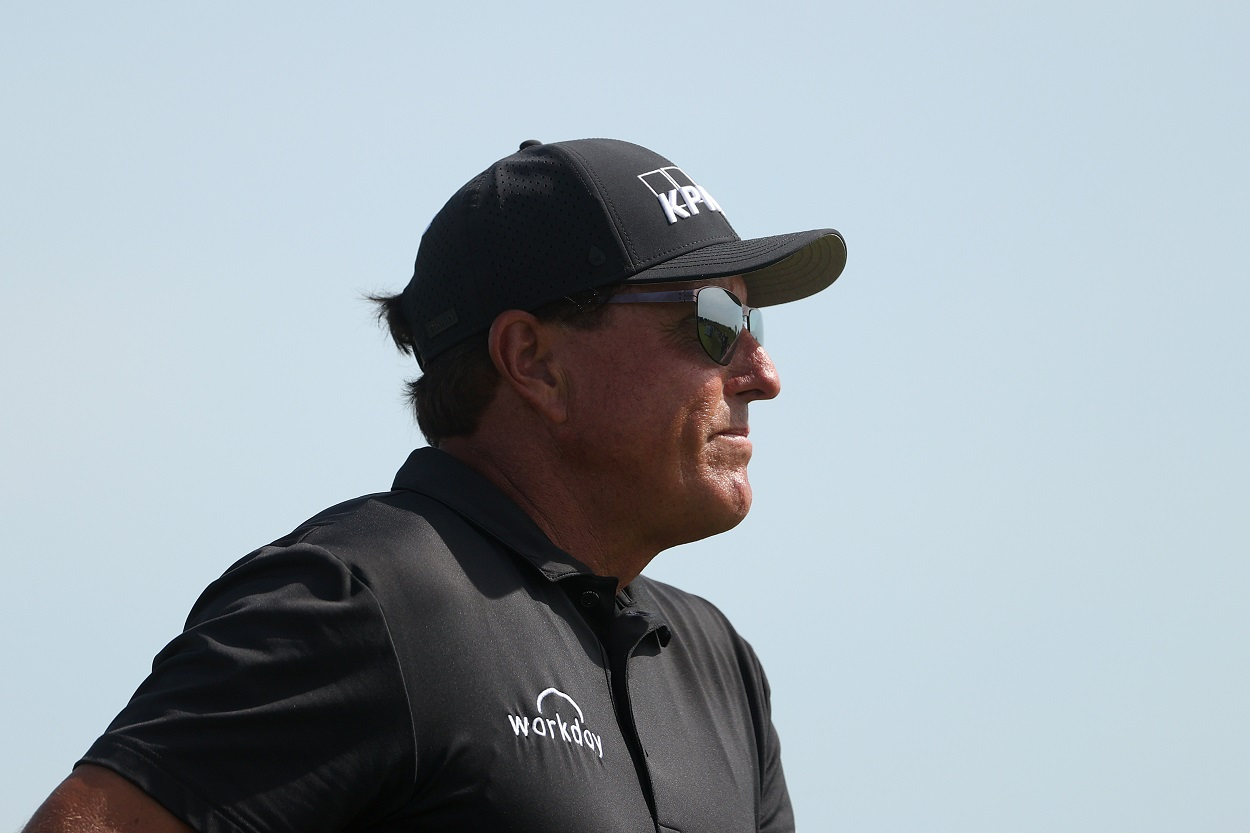 Phil Mickelson Spent More Than 27 Years in the Top 100 of the World Rankings but Never Reached No. 1