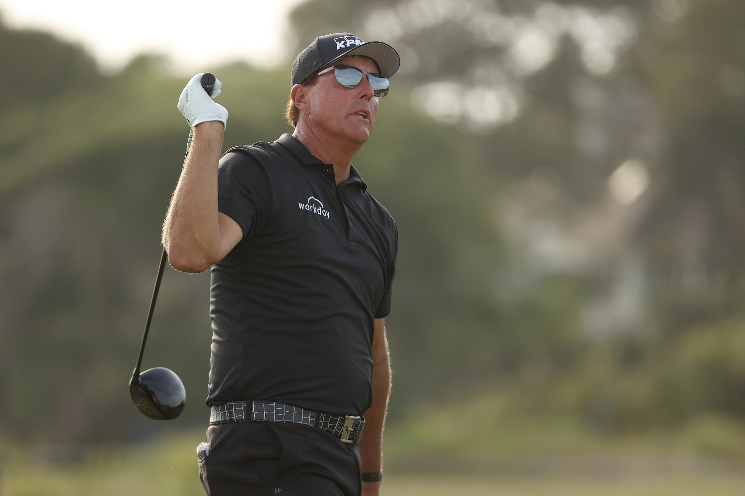 PGA Championship Winner Phil Mickelson Quickly Cleared the Air About a Brewing National Sports Scandal