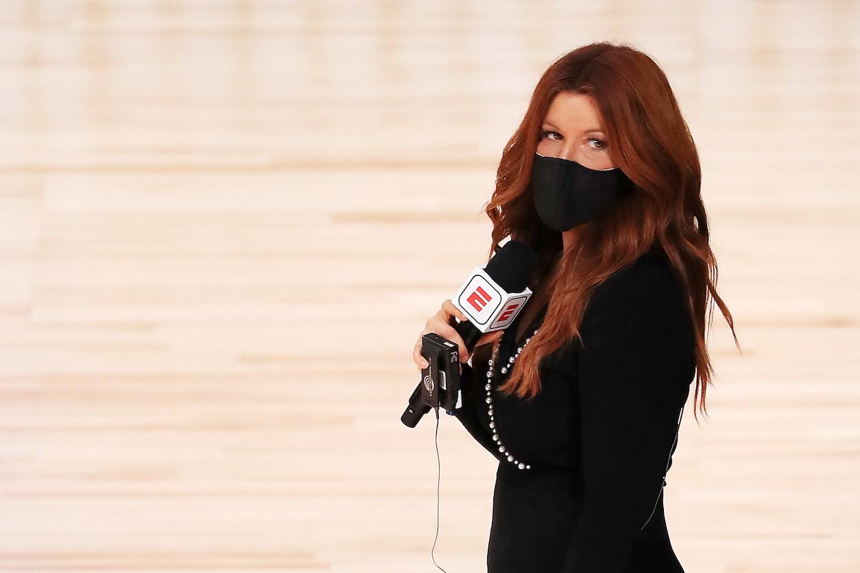 Michael Jordan Called Out ESPN's Rachel Nichols in Front of Reporters: 'What, You Don't Speak?'