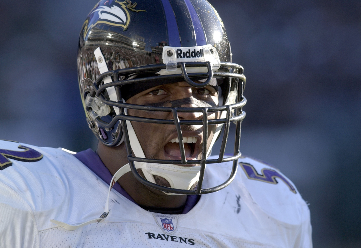 Ray Lewis's Mother May Have Saved Her Son's Life With $20 in Food Stamps