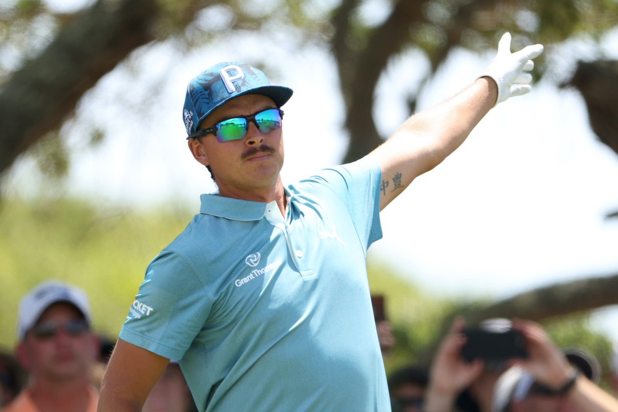 Rickie Fowler still hasn't qualified for the 2021 U.S. Open in June, and he's taking desperate measures to ensure he sneaks into the field.