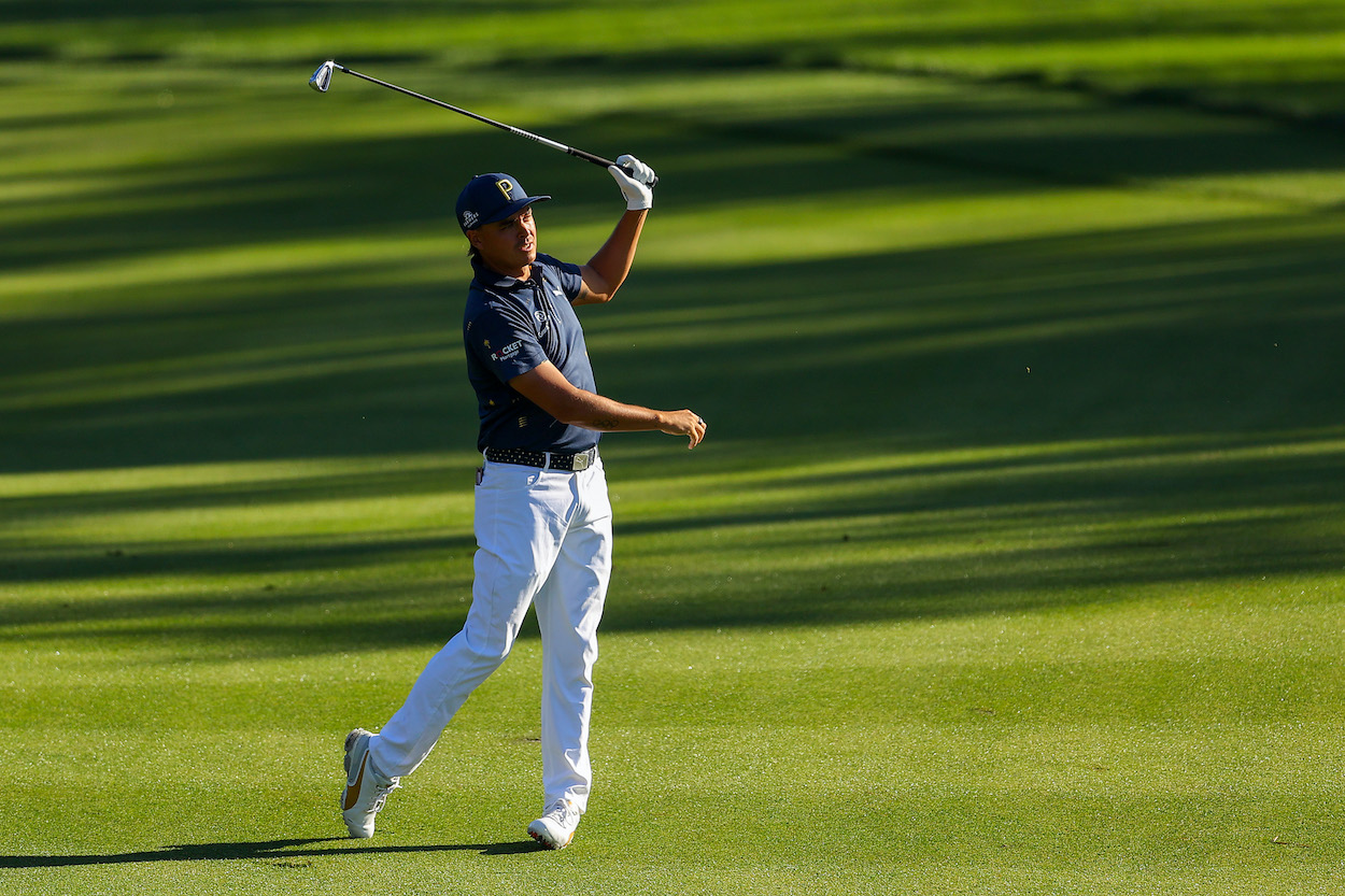 Rickie Fowler is in the midst of a brutal slump, and he needed a little help from the PGA to even be invited to the second major of 2021.