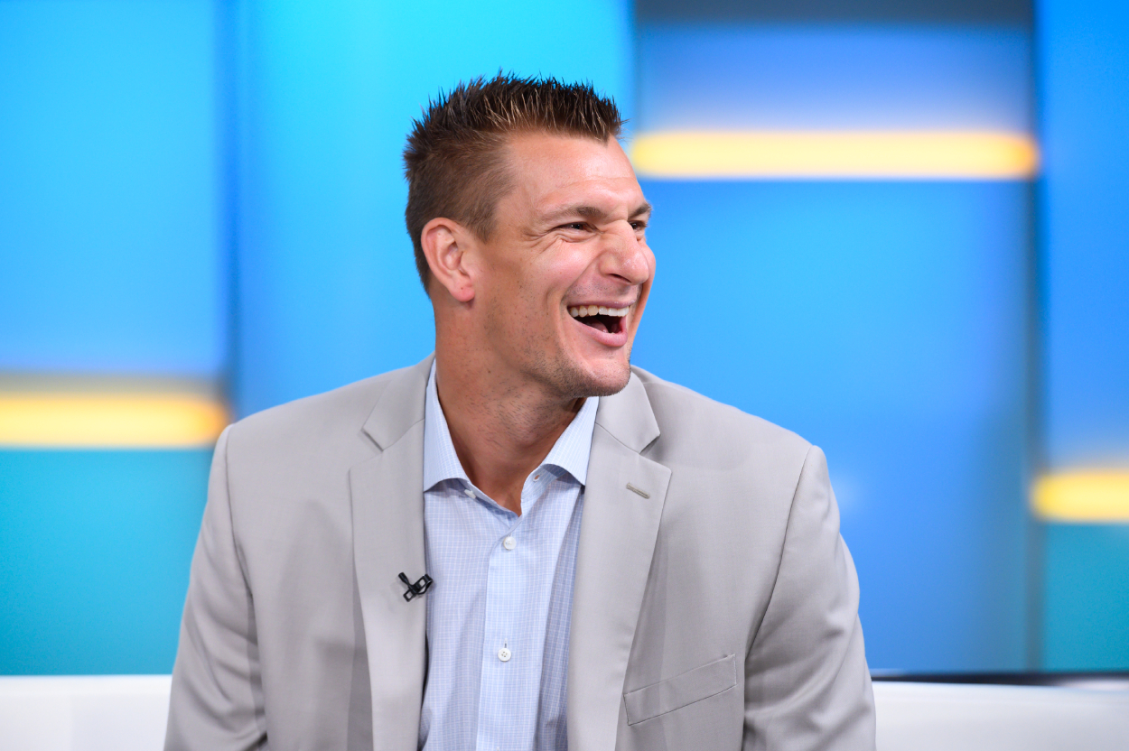 Tampa Bay Buccaneers tight end Rob Gronkowski on 'Fox and Friends.'