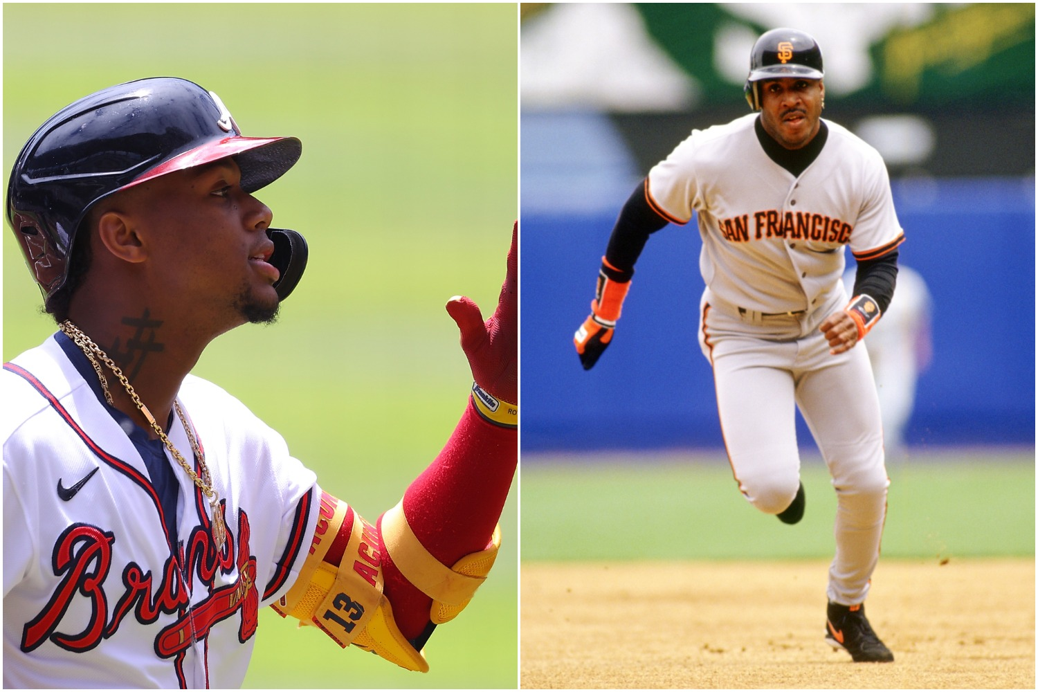 Ronald Acuna Jr. Just Forced Barry Bonds to Make Room For Him in MLB Record Books