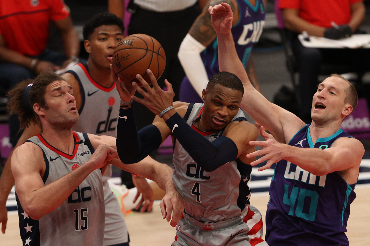 What Makes Russell Westbrook Different From Oscar Robertson and Magic Johnson?