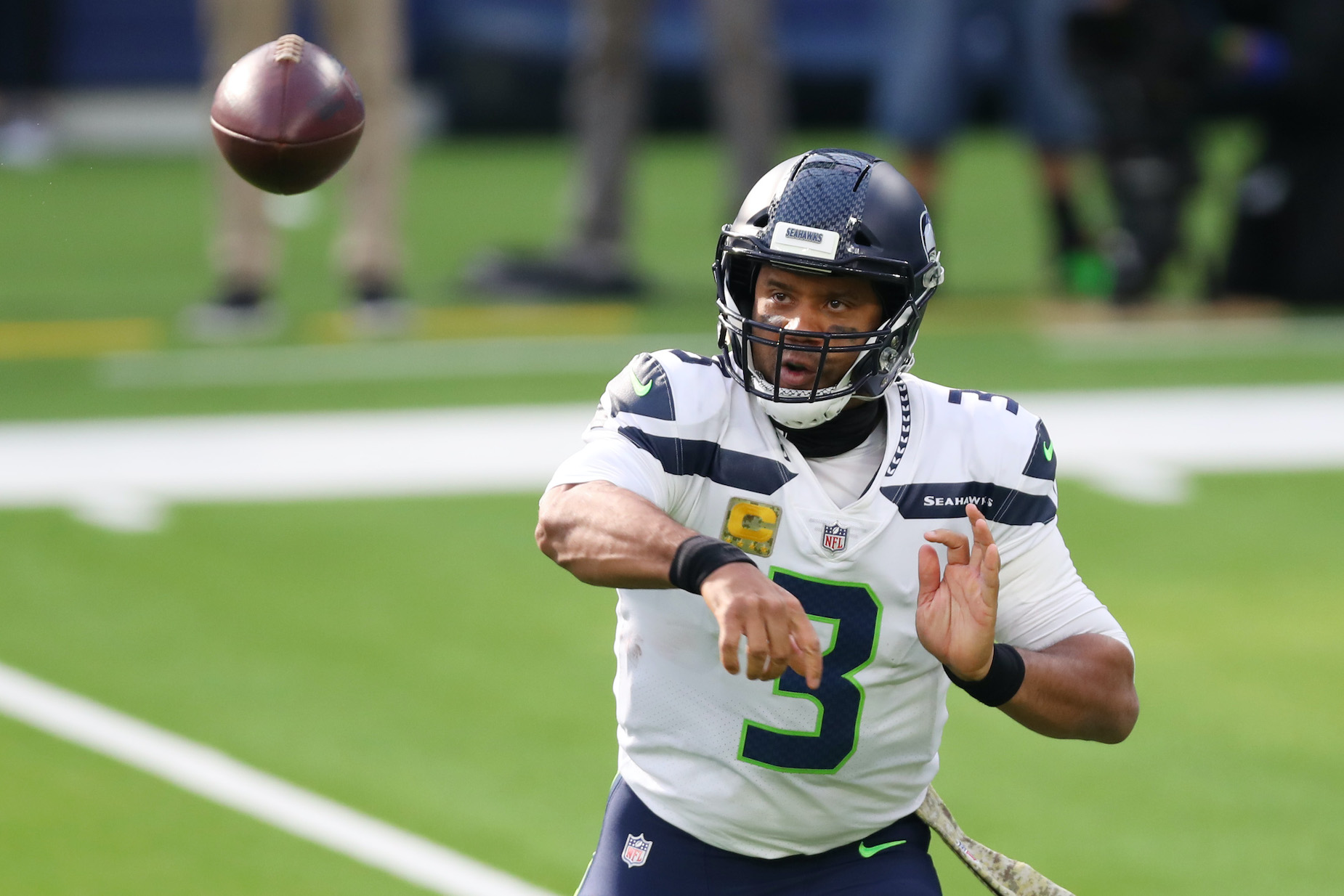The Seattle Seahawks Seem to Have Dodged a $140 Million Bullet By Appeasing Russell Wilson
