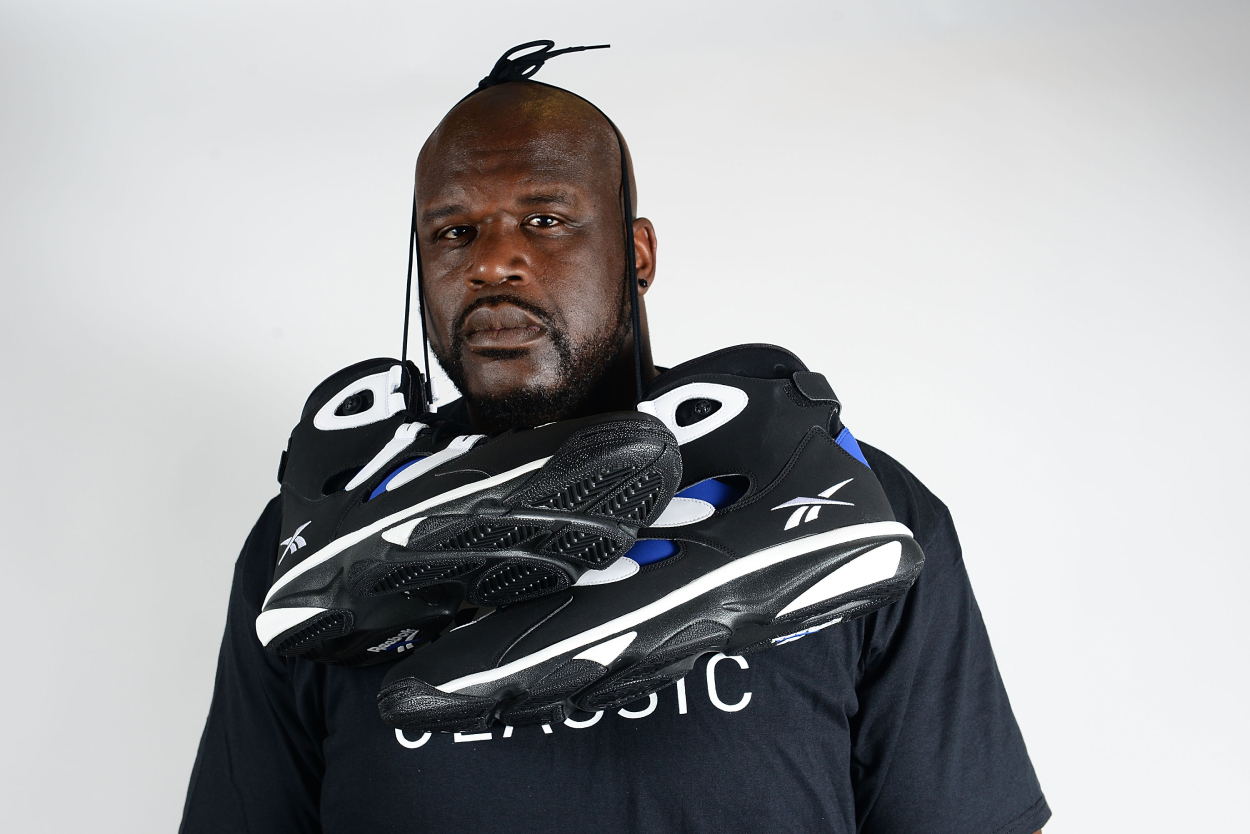 NBA Legend Shaquille O'Neal Once Made a Fake Bigfoot Video and Tried to Pass It off as Real