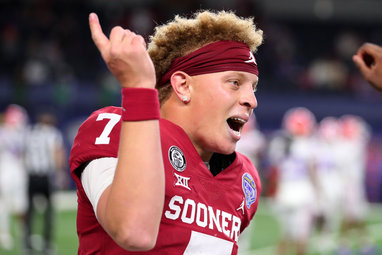 Spencer Rattler, a Former Reality TV Star, Is Already Emerging as an Early Candidate to Follow in Trevor Lawrence's Footsteps