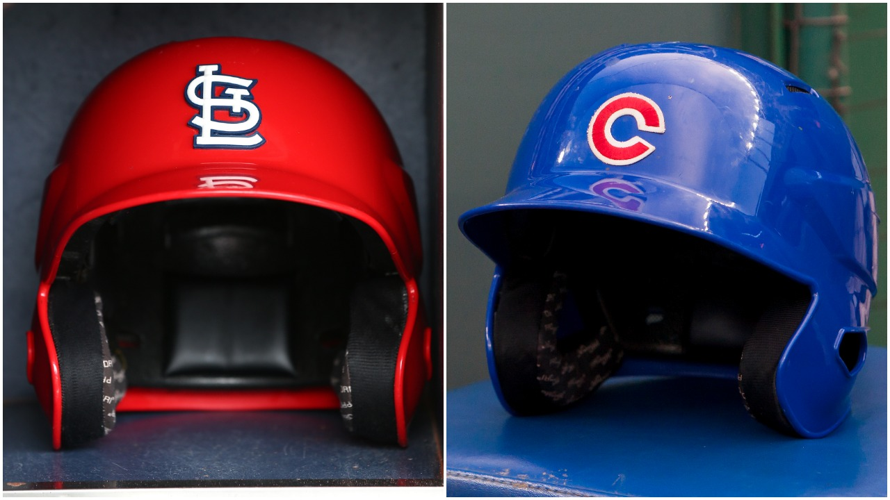 What an All-Time Starting Lineup Featuring Only St. Louis Cardinals and Chicago Cubs Legends Would Look Like