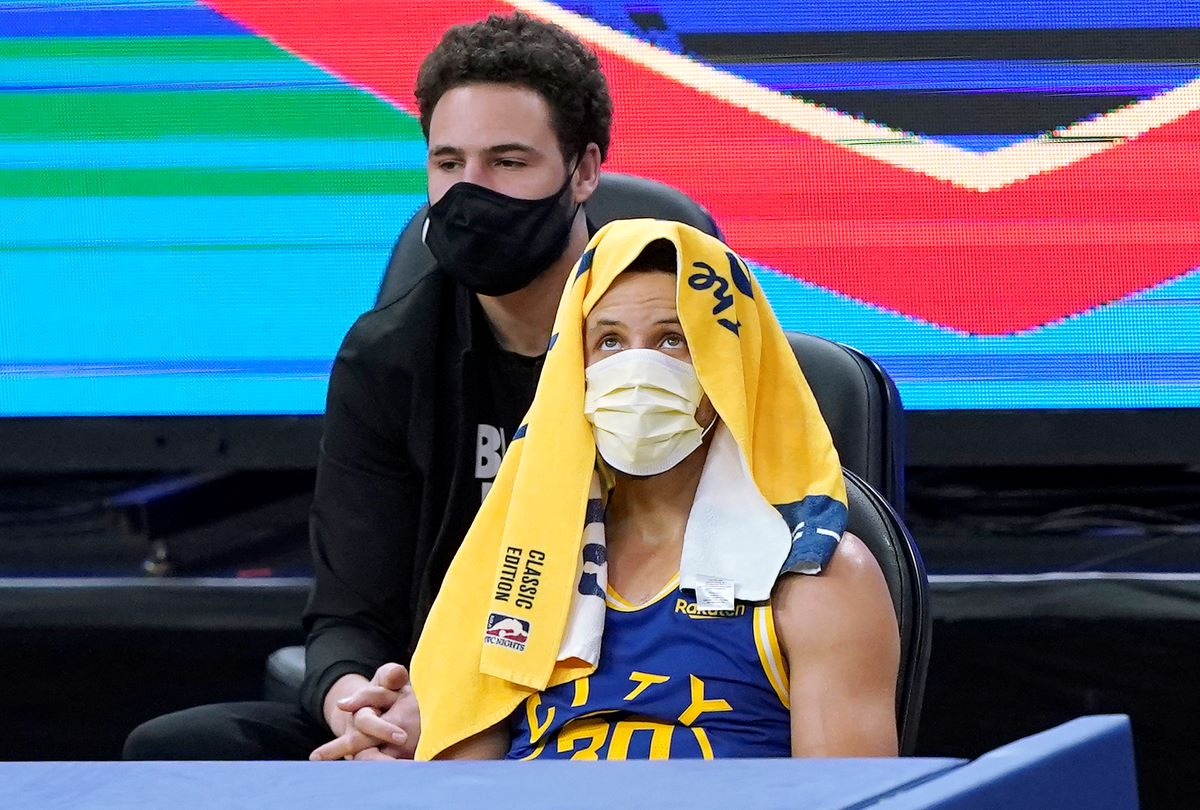 Stephen Curry Receives Distressing News Regarding Klay Thompson From His Boss on the Warriors