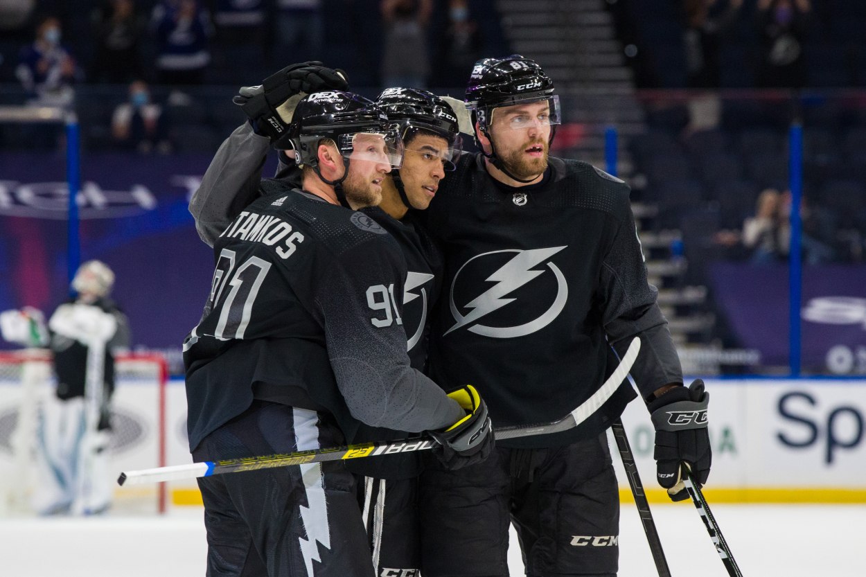 It's Crazy the Tampa Bay Lightning Needed 6 Years to Realize Their Policy Was Beyond Absurd