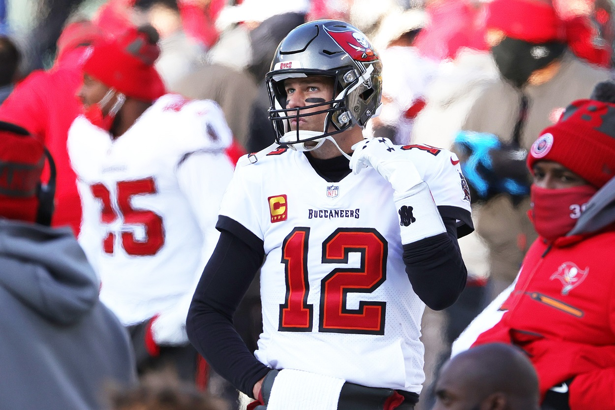 Tom Brady Reveals Shocking Truth Concerning His First Year With the Buccaneers