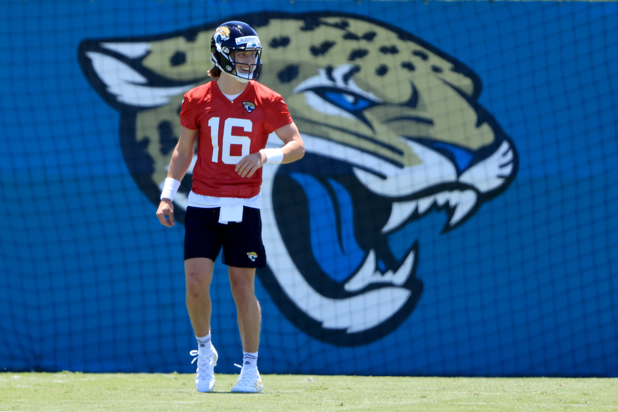 Trevor Lawrence Sent the Jacksonville Jaguars to Voicemail 3 Times Before Answering on Draft Night