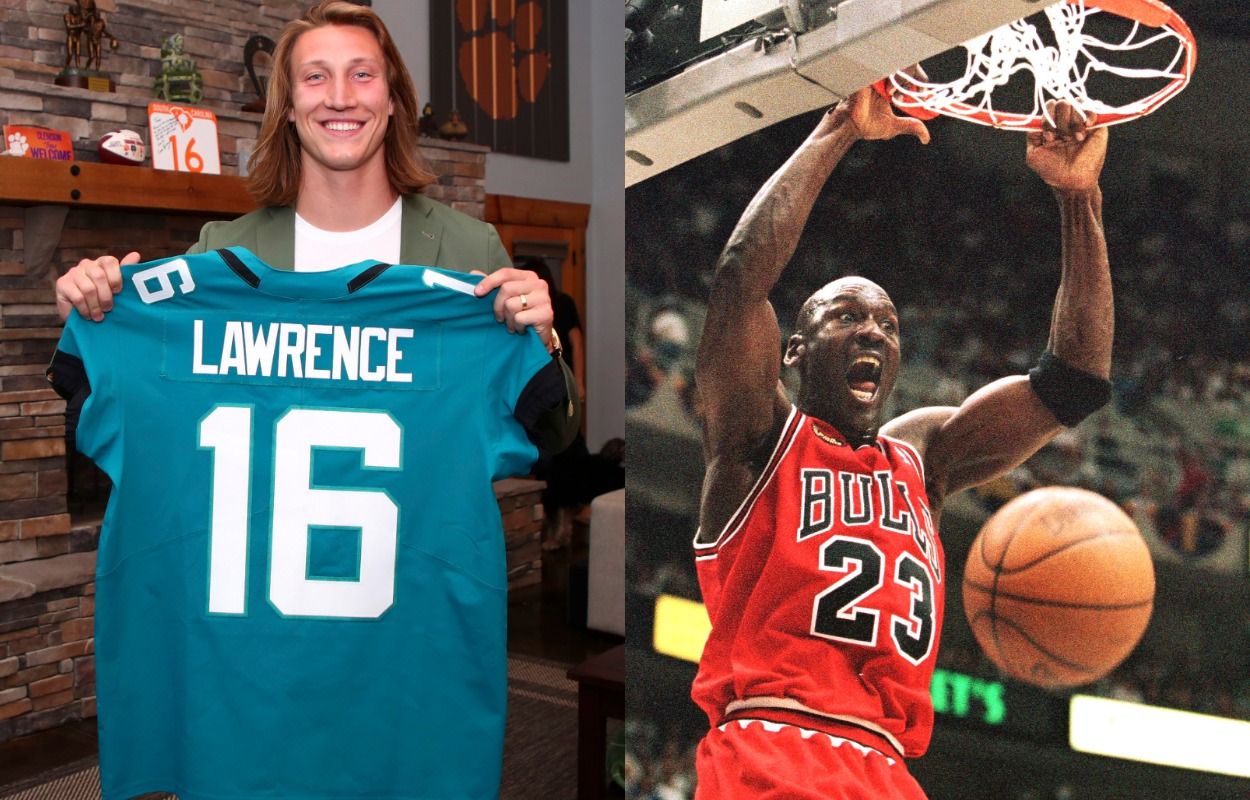 Jaguars Owner Shad Khan Already Sees a Way That Trevor Lawrence Can Be Greater Than Michael Jordan
