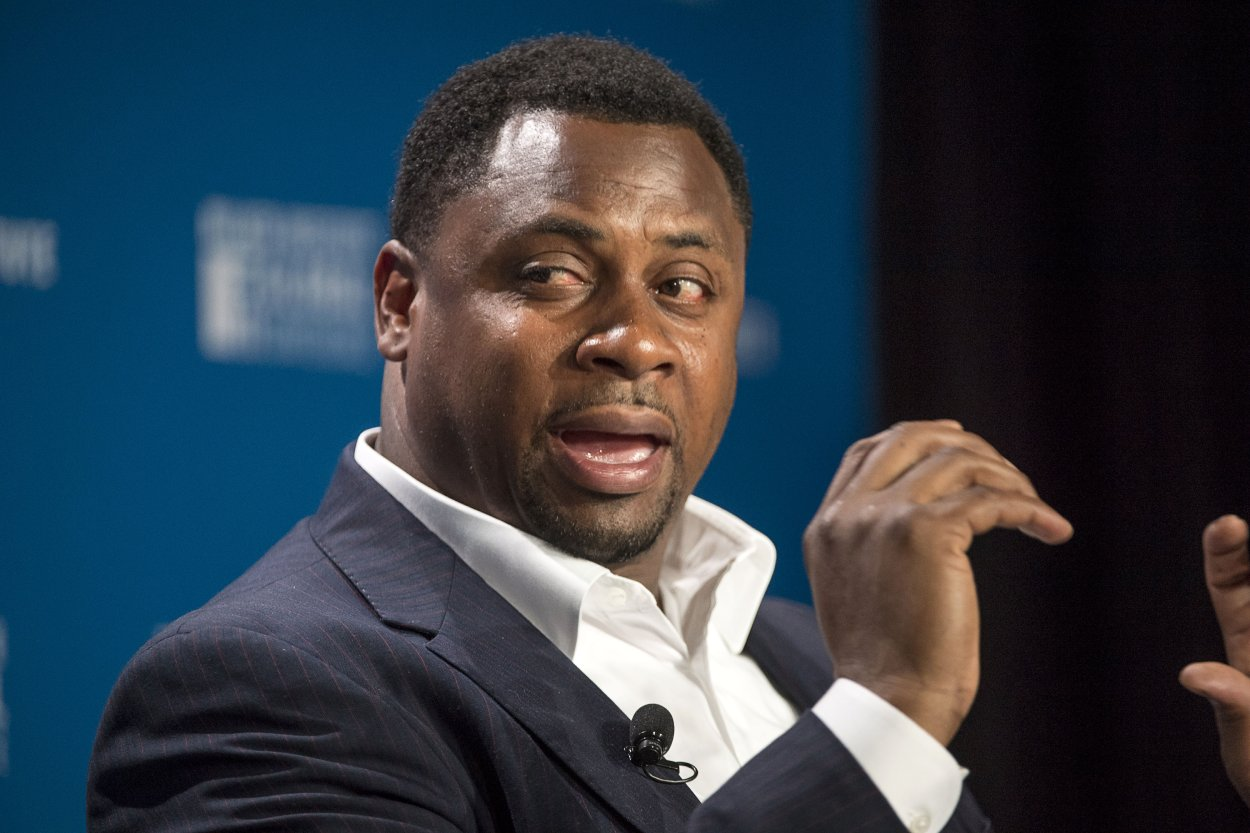Troy Vincent Will Make NFL History if Roger Goodell Names Him the League's Next Commissioner