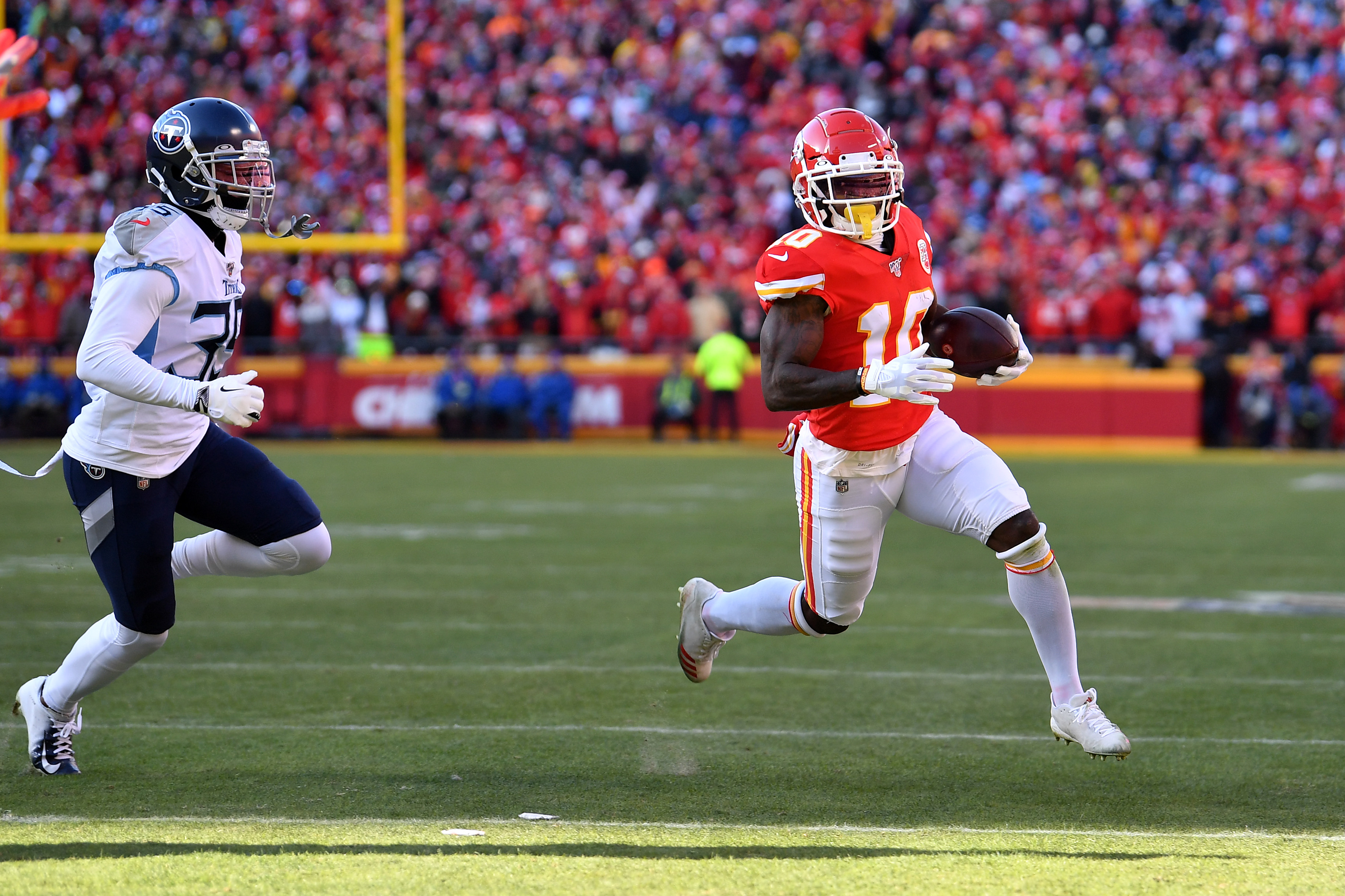 The NFL's Obsession With Tyreek Hill is Going to Ruin Some Teams' 2021 NFL Draft