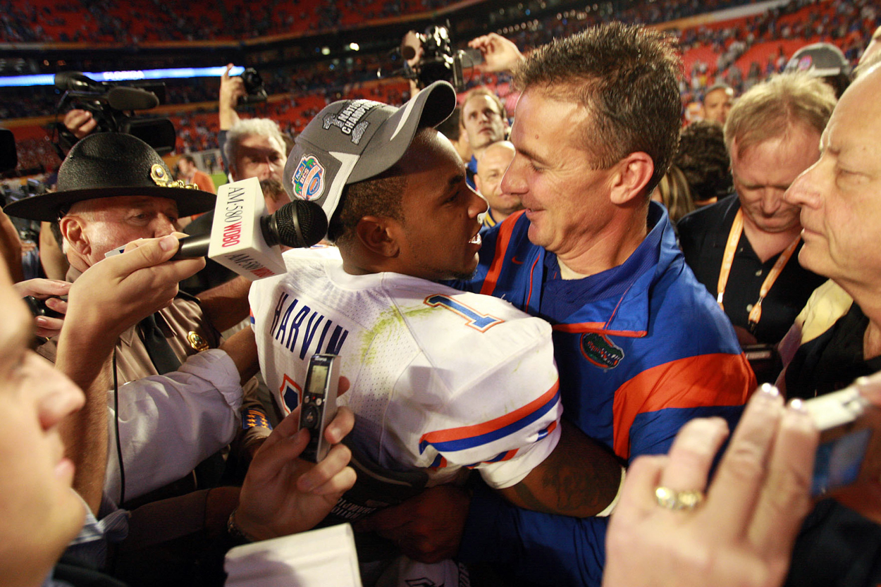 Urban Meyer Might as Well Sign Percy Harvin After Nonsensically Adding Tim Tebow in Jacksonville