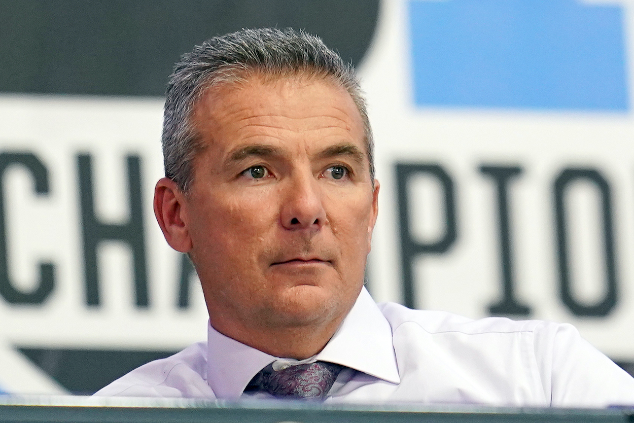 The Jacksonville Jaguars Stole the Crowned Jewel of the NFL Draft, but Urban Meyer Suffered His First NFL Heartbreak in the Process