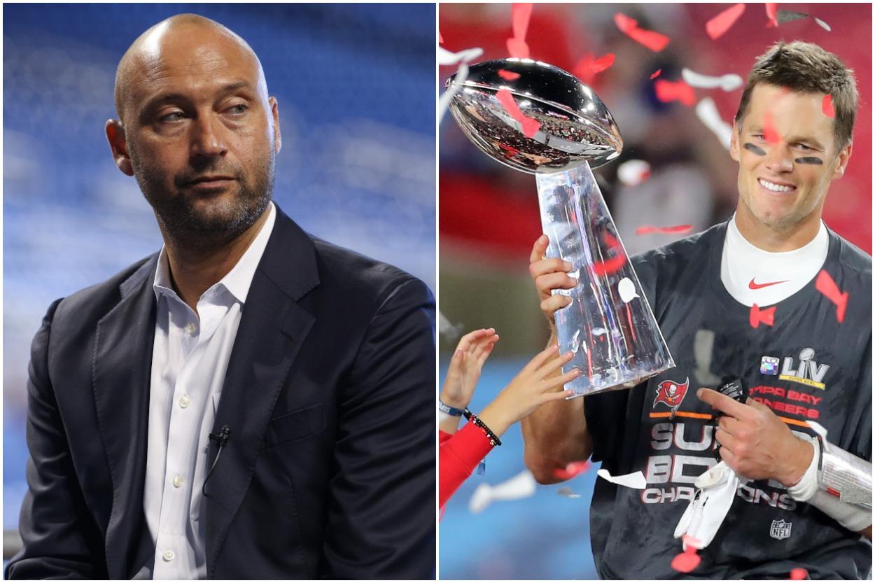 Derek Jeter Sells Tom Brady's Rental Home out From Under Him for $22.5 Million