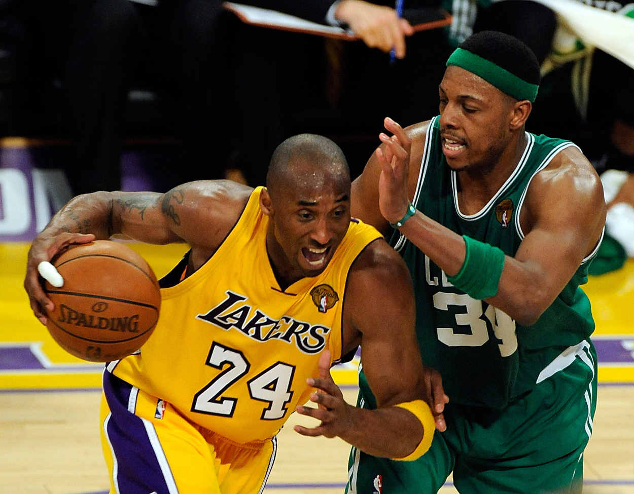 How Many NBA Championships Have the Lakers and Celtics Won?