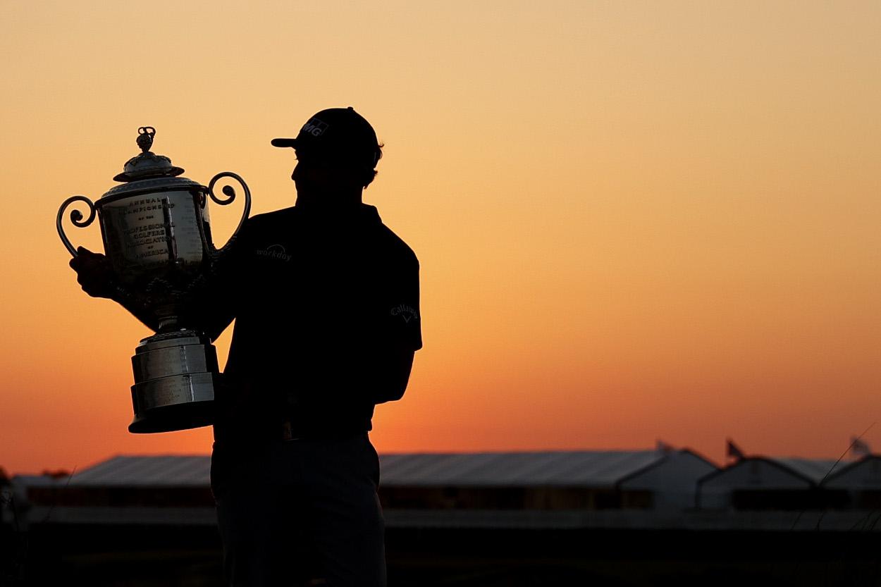 Phil Mickelson made golf history at the PGA Championship