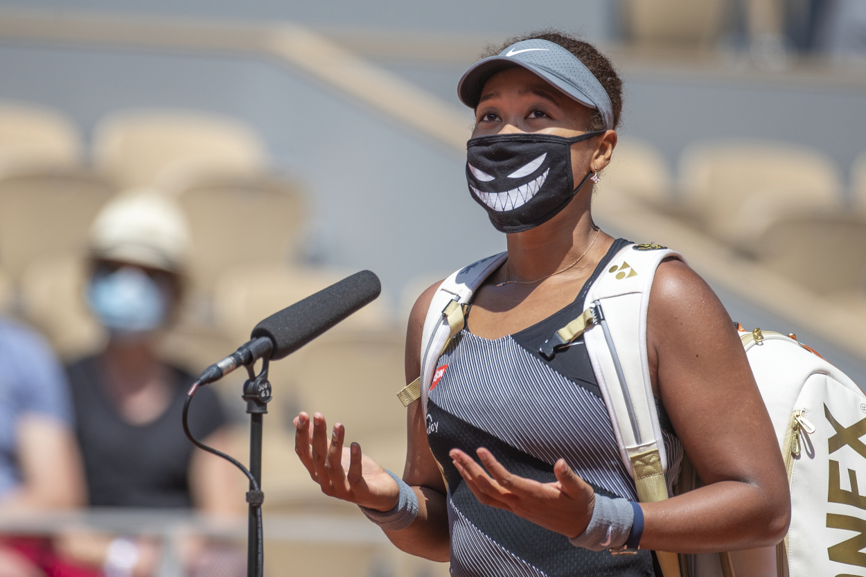 Naomi Osaka withdrew from the French Open