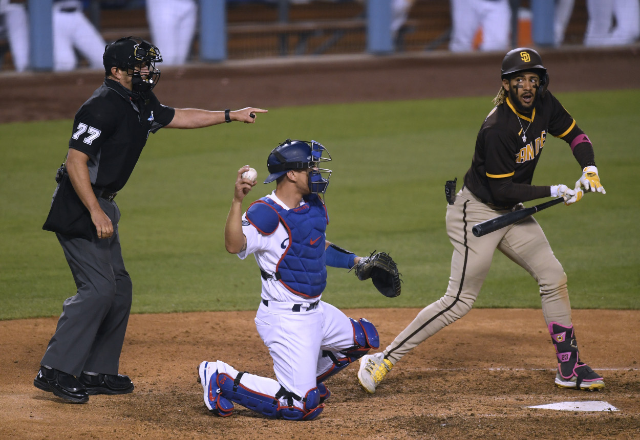 San Diego Padres Can't Pull Away From Los Angeles Dodgers Even With 9 Straight Wins